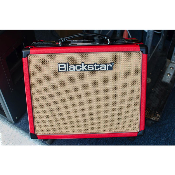 Blackstar HT5R 5 Watt Tube Combo Amp with Reverb, Red - Bananas At Large®