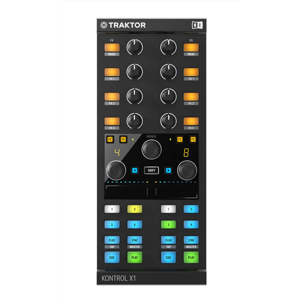 Native Instruments Traktor Kontrol X1 Mk2 DJ Controller - Bananas at Large - 1