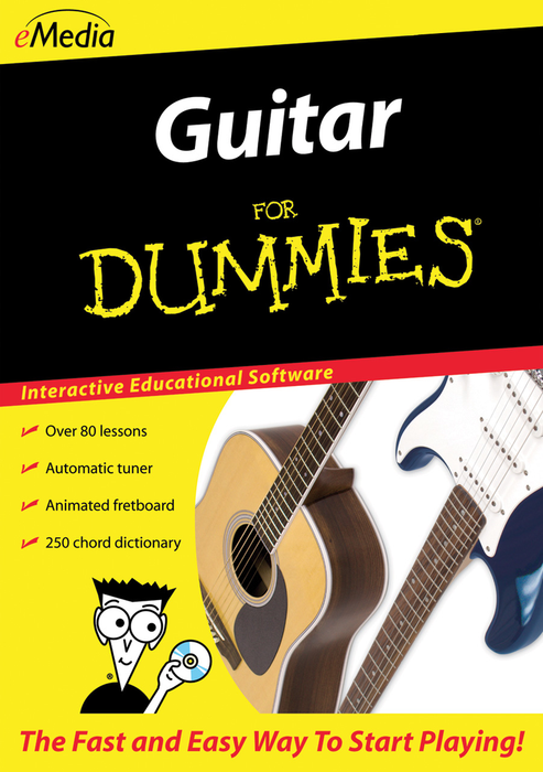 eMedia Guitar For Dummies - Win [Download] - Bananas at Large - 2