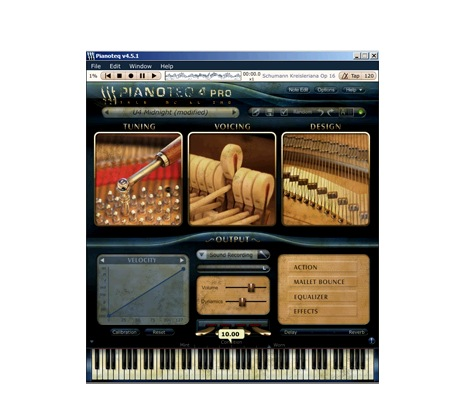 PIANOTEQ U4 Upright Piano Add-on [Download] - Bananas at Large