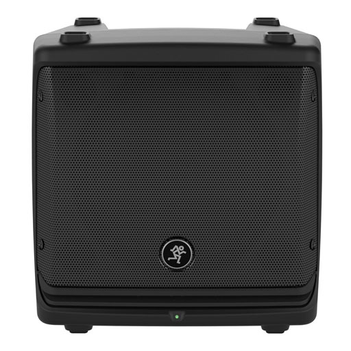 Mackie DLM8 DLM Series 2000W 8 In. Powered Loudspeaker - Bananas at Large