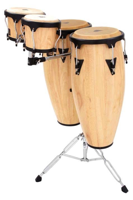 Latin Percussion LPA244S Aspire Bongo Bracket - Bananas at Large - 2