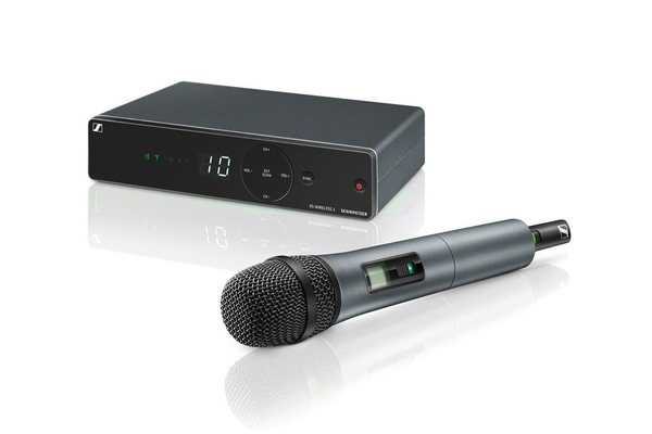 Sennhsier XSW 1-835-A Handheld Wireless Microphone Systems