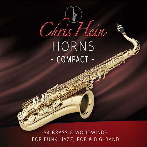 Best Service Chris Hein Horns Compact 54 Brass and Woodwind Instruments [Download] - Bananas At Large®