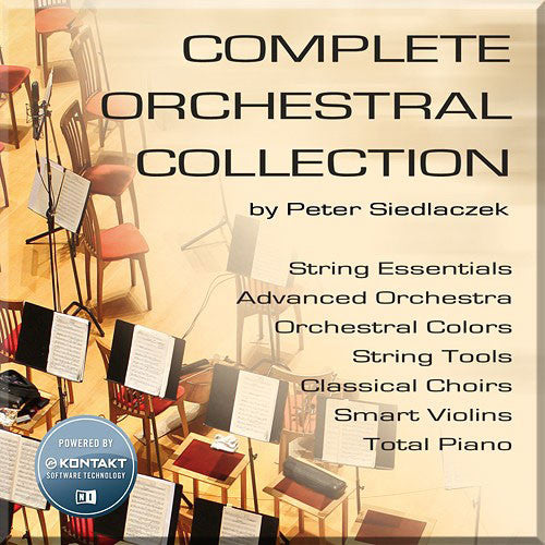 Best Service Complete Orchestral Collection [Download] - Bananas At Large®