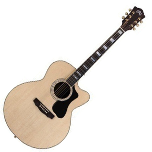 Guild GAD F-150RCE Acoustic Electric Guitar - Bananas At Large®