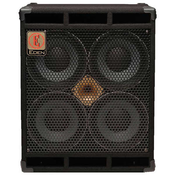 Eden D410XLT Bass Guitar Amplifier Cabinet - Bananas at Large