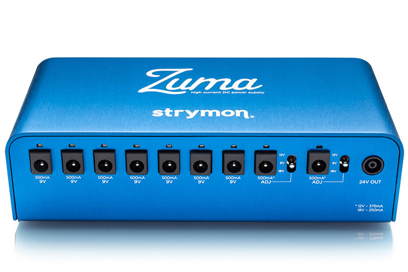 Strymon ZUMA Pedal Power Supply
