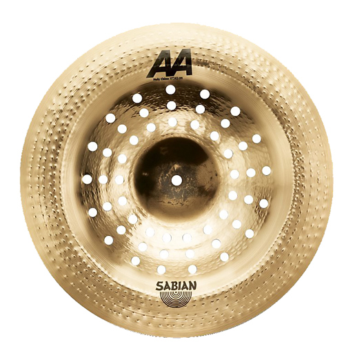 SABIAN 17 in. AA Holy China Brilliant Finish - Bananas at Large