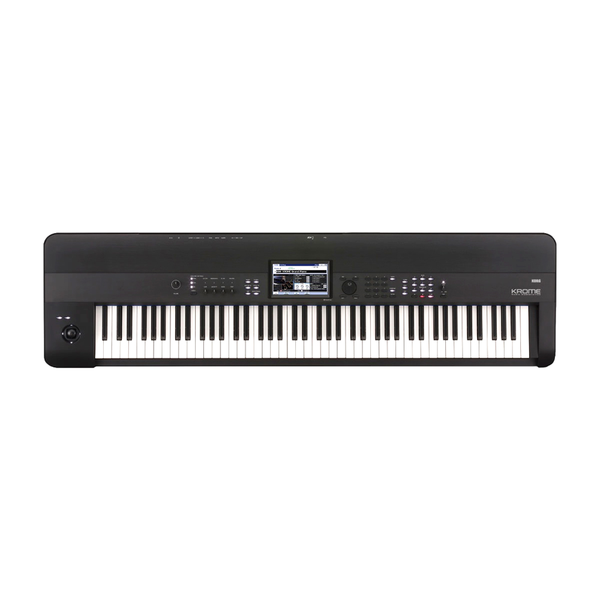 Korg Krome 88-Key Workstation Keyboard