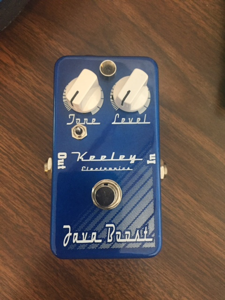 Keeley Java Boost Pedal