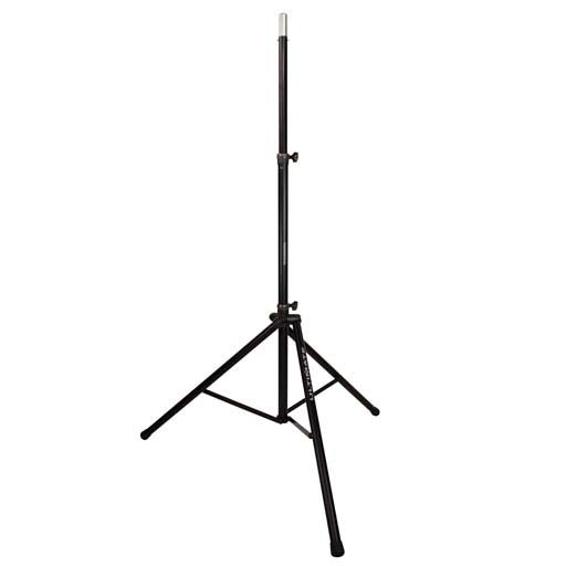 Ultimate Support TS-88B Original Series Aluminum Tripod Speaker Stand (Single) - Bananas at Large