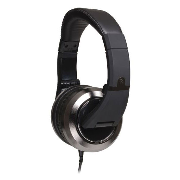 CAD MH510 Closed-Back Studio Headphones - Black Chrome - Bananas At Large®