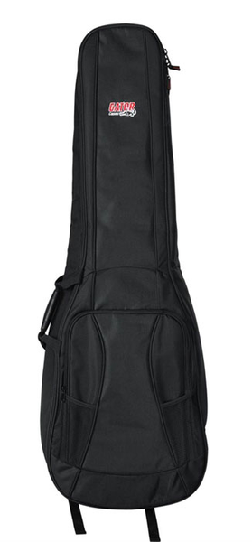 Gator GB-4G-BASSX2 4G Series Gig Bag for 2x Bass Guitars - Bananas At Large®