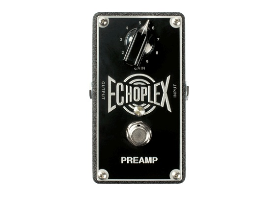 Dunlop EP101 Echoplex Preamp Pedal - Bananas At Large®