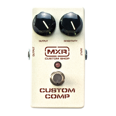 MXR CSP202 Custom Shop Custom Comp - Bananas at Large