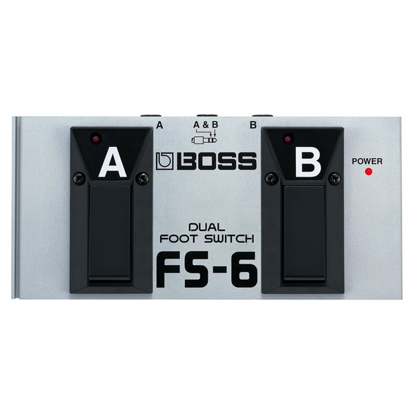 Boss FS-6 Dual Footswitch Pedal - Bananas at Large