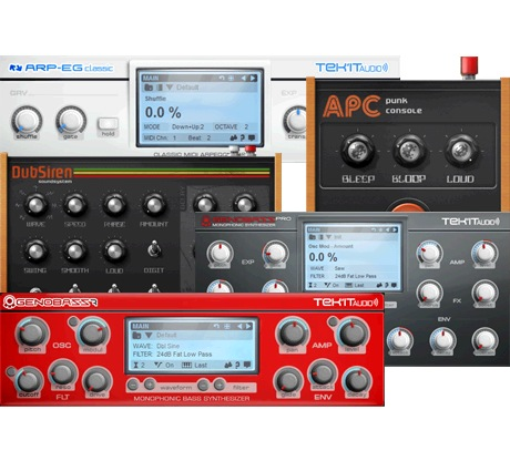 TEK-IT AUDIO Tekit IS Bundle [Download] - Bananas at Large