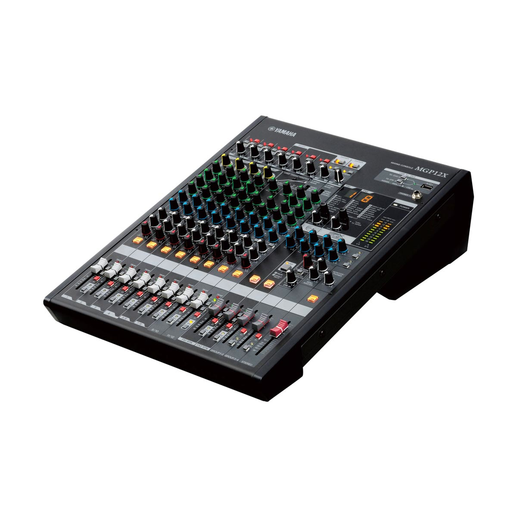 Yamaha MGP12X Analog Mixer Console - Bananas at Large