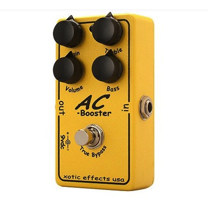 Xotic ACB AC Booster - Bananas at Large