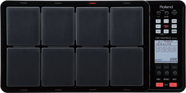 Roland SPD-30-BK Octapad Digital Percussion Pad - Black - Bananas at Large