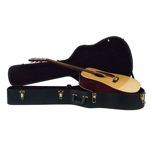 Guardian CG-020-D Deluxe Hardshell Dreadnaught Acoustic Guitar Case - Bananas At Large®