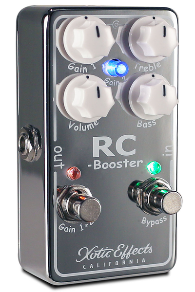 Xotic RCB-V2 RC Booster Version 2 - Bananas at Large