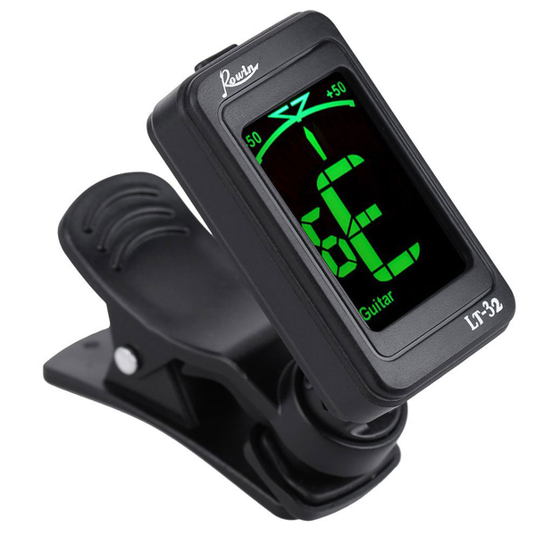 Rowin LT-32 Chromatic Clip-on Tuner