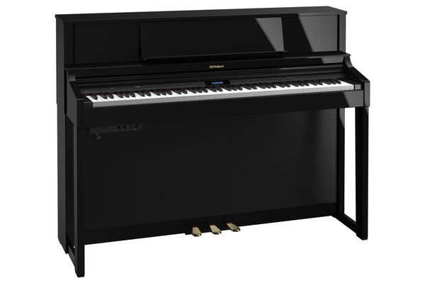 Roland LX-7 SuperNATURAL Digital Piano with Stand and Bench - Polished Ebony