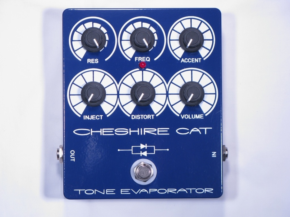 Amzel Cheshire Cat Tone Evaporator Pedal - Bananas At Large®