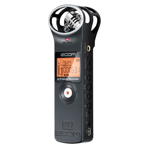 Zoom H1 Handy Recorder - Bananas at Large