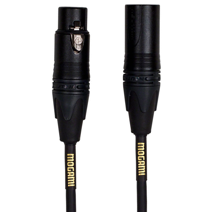 Mogami Gold Studio 25ft Microphone Cable