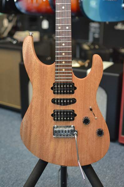 Suhr Guitars Natural Modern Satin Pro with Bag (Pre-Owned)