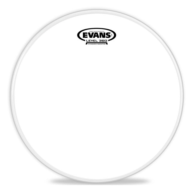 Evans Power Center Reverse Dot Snare Drumhead - 14in