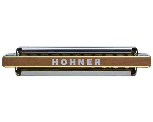 Hohner 1896BX-C# Marine Band 1896 Classic Harmonic Key of C# - Bananas at Large - 3