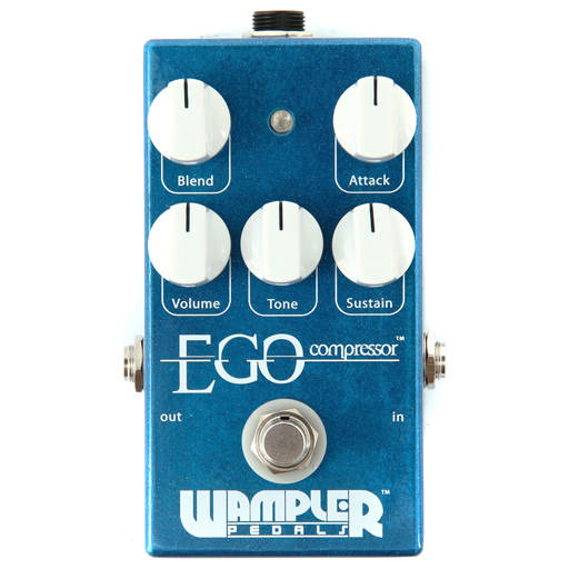 Wampler Ego Compressor Pedal - Bananas at Large