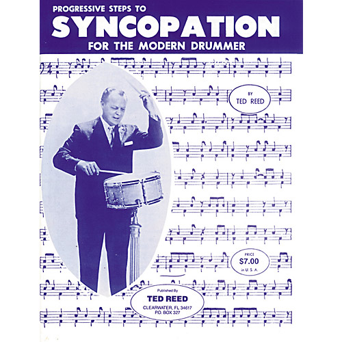 Alfred Progressive Steps to Syncopation for the Modern Drummer - Bananas At Large®