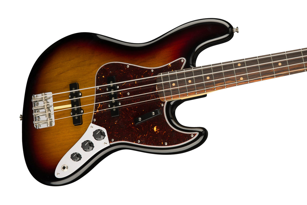 Fender American Original '60s Jazz Bass - 3-Color Sunburst