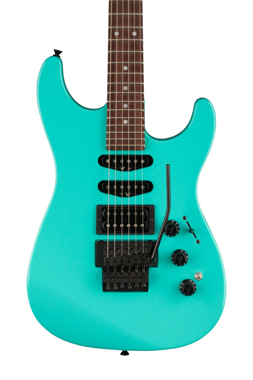 Fender Limited Edition HM Stratocaster with Rosewood Fingerboard - Ice Blue