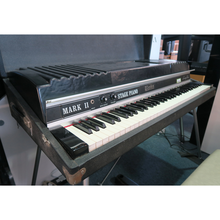 Rhodes Mark II Stage Piano Seventy Three Very Clean (Pre-Owned) - Bananas at Large - 1