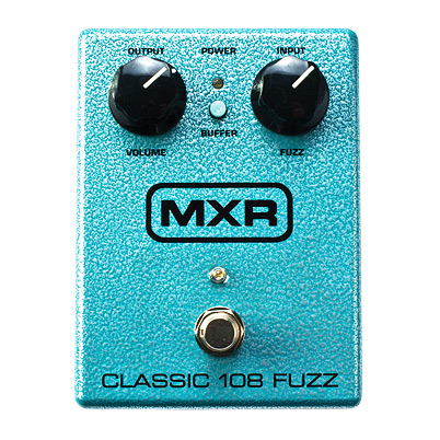 MXR M173 Classic 108 Fuzz Pedal - Bananas at Large