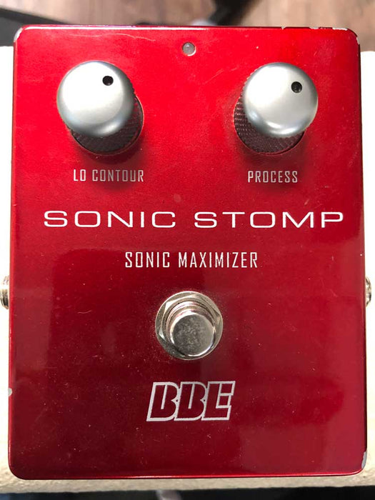 BBE Sonic Stomp - Sonic Maximizer (Pre-Owned)