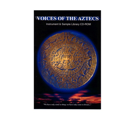 Q Up Arts Voices of the Aztecs [Download] - Bananas at Large