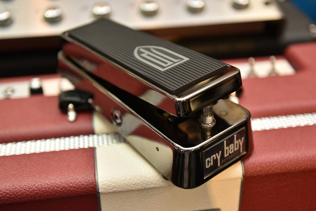 Dunlop JP95 John Petrucci Signature Cry Baby Wah Pedal - Bananas At Large®