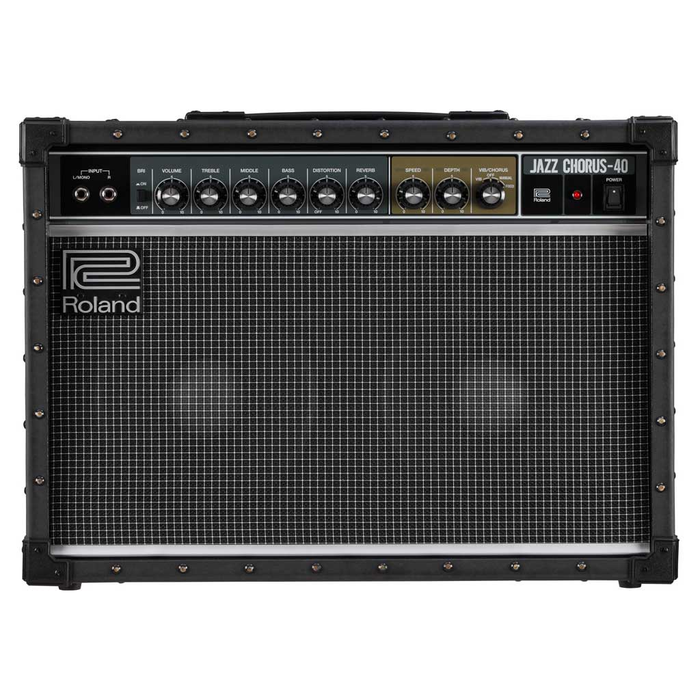 Roland JC-40 Jazz Chorus 40-watt Guitar Combo Amplifier - Bananas at Large - 1