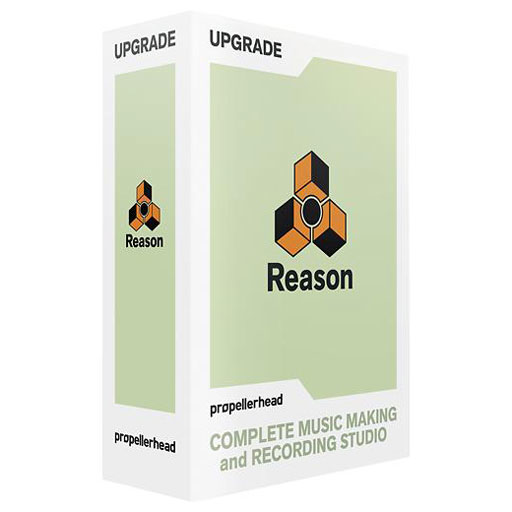Propellerhead Reason 6 Upgrade From Previous Version - Bananas at Large
