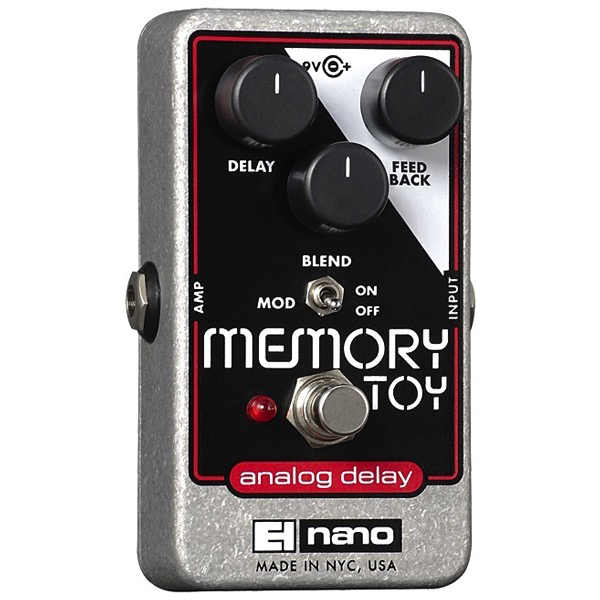 Electro Harmonix Memory Toy Analog Delay with Modulation - Bananas at Large