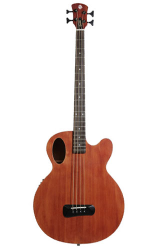 Spector Timbre Acoustic Bass - Walnut - Bananas at Large