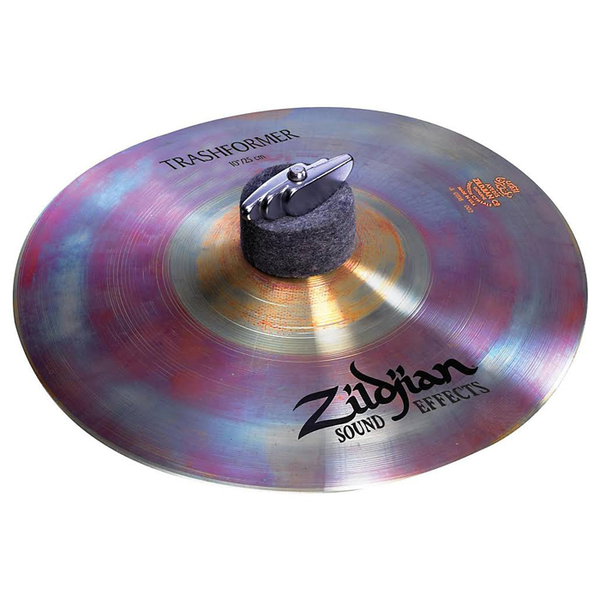 Zildjian ZXT10TRF FX Series 10 in. Trashformer Splash Cymbal - Bananas at Large