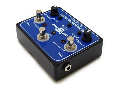 Option 5 Destination Rotation Single Pedal - Bananas at Large